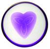 Blessing Stone Heart