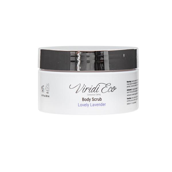 Body Scrub Lovely Lavendel 30%