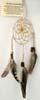 Drömfångare 10 cm, färg B vit
