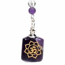 Nyckelring chakra 7, Sahasrara