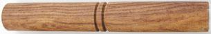 Stav till klangskål, trä 19 cm