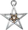 Dubbelt Pentagram